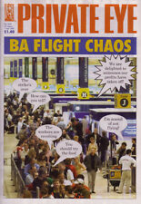 PRIVATE EYE 1139 - 19 Aug - 1 Sep 2005 - BA FLIGHT CHAOS