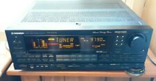 Pioneer Audio Video Stereo Receiver Model VSX 9700S The Old Man's Pride and Joy