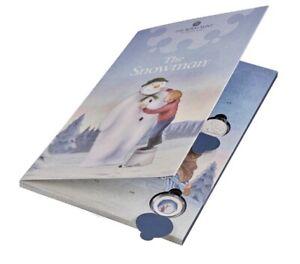 Royal mint The Snowman 2021 Advent Calendar