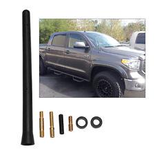 "Universal 6.8"" ANTENNA MAST Black for TOYOTA TUNDRA 2000-2019 Jeep Wrangler CCC"