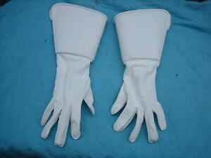 British Army Household Cavalry Life Guards Blues and Royals Officers Gauntlets