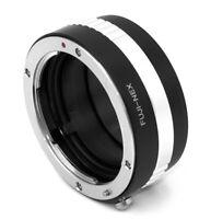 FX-NEX Objektivadapter Fuji FX Objektiv an Sony E-Mount NEX Kamera