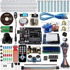 Ultimate UNO Project Starter Kit for Arduino UNO R3 Mega2560 NANO Fast Delivery