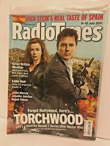 Doctor Who - Radio Times London - 9 - 15th July 2011