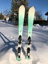 2017 K2 Luv RX 149 cm – Women's Beginner/Intermediate Skis with Bindings