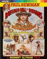 Buffalo Bill and The Indians & Limited Edition Region B Blu-ray Booklet