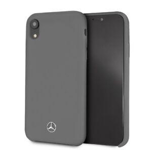 Genuine Mercedes-Benz Liquid Silicone Impact Case for iPhone XS Max