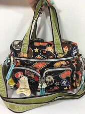 Harajuku Lovers Candy Aloha Girls Shoulder Bag Purse NWT