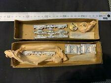 O Gauge carriage frame bogie kit - Vintage 1950/60s, CCW Productions (boxed)