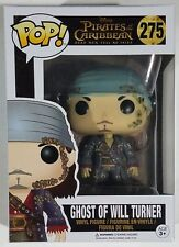 Funko POP Ghost of Will Turner 275 Pirates of the Caribbean Figure Orlando Bloom