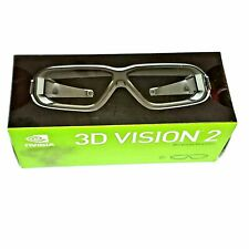 NVIDIA 3D Vision 2 Wireless 3D Glasses 942-11431-0106-001