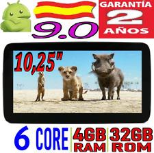 """10,25"""" ANDROID 9.0 MERCEDES CLASE A CLA GLA W176 2013-2018 GPS COCHE RADIO 4GB"""