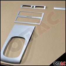 Audi A4 B5 Facelift Echt Alu Mittelkonsole Cockpit Innenraum Verkleidung digital