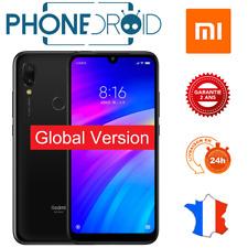 Xiaomi Redmi 7 64Go Black Global Neuf, stock FR