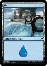 MTG Magic ORI FOIL - Island/Île, #257, French/VF