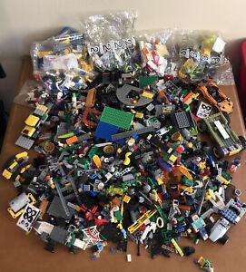 Large Bulk Lot Legos 9 Lbs 13oz Mixed Random Pieces