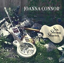 Joanna Connor - Six String Stories CD