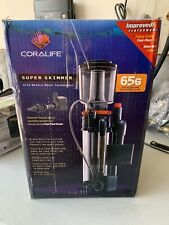 Coralife Super Skimmer with Pump 65 gallon Used