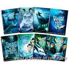 Voyage To The Bottom Of The Sea: Complete TV Series Seasons 1 2 3 4 Box/DVD Sets