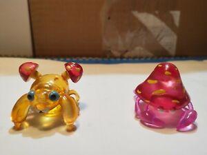 Clear Pokemon Paras Parasect Translucent CGTSJ Tomy Figure