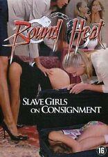 BOUND HEAT : SLAVE GIRLS ON CONSIGNMENT   - DVD - REGION 2 UK