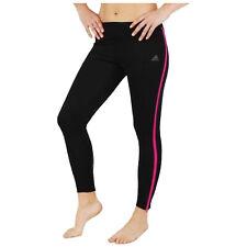 Adidas Ladies Response Climalite Compression Running Training Leggings Black