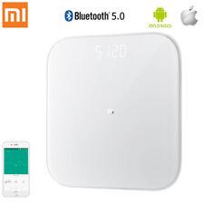 Xiaomi Mi Smart Weight Scale White Glass Bluetooth 5.0 Digital For Home Bathroom