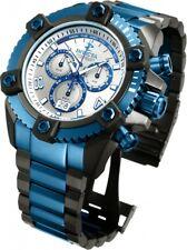 Invicta Arsenal Reserve 63 mm Swiss 13021 Chronograph Watch New