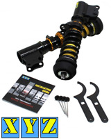 XYZ SUPER SPORT FRONT COILOVER KIT FOR HOLDEN COMMODORE VR VS VT SEDAN WAGON UTE
