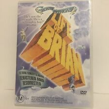 Monty Python's Life Of Brian Dvd 2005 Region 4 Rated Ma15+ Movie Comedy Classic