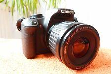 Canon EOS 500d l objetivamente XXL extras l DSLR espejo reflex cámara 15mp video FHD
