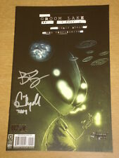 GROOM LAKE #4 VARIANT DOUBLE SIGNED EDITION IDW CHRIS RYALL BEN TEMPLESMITH