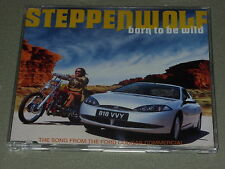 Steppenwolf: Born to be wild   CD Single  NM ex shop stock