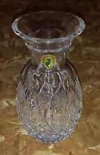 Waterford Crystal Gresham Large Centerpiece Collectors Crystal Vase (BRAND NEW)