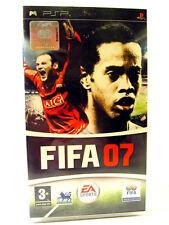 SONY PSP JUEGO-FIFA 07