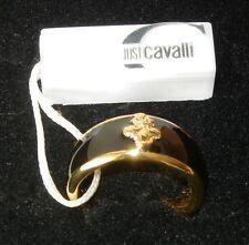 "Stunning & Classy  ""Just Cavelli"" Gold Designer Ring  ~ Size 8"