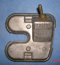 NEW!!  4A032 Military Standard Engine Point Housing Cover w/ Switch