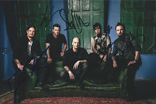 Fight or Flight Band Signed 4x6 Photo Autograph Disturbed A Life by Design?