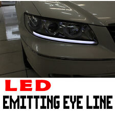 LED side-emitting eye line 2Way DIY Kit 2p For 06 07 08 09 10 Hyundai Azera TG