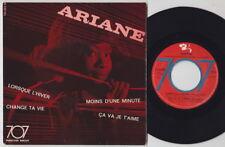 ARIANE * 1964 French YeYe Girl POPCORN MOD EP * Listen To It!
