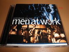 MEN AT WORK hits CD down under WHO CAN IT BE NOW be good johnny OVERKILL mistake