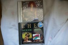2 CD bundle - Cher - Greatest Hits/Take Me Home & Prisoner (on 1 disc)