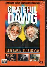 GRATEFUL DAWG JERRY GARCIA DAVID GRISMAN DVD SEALED CON CONTENUTI SPECIALI