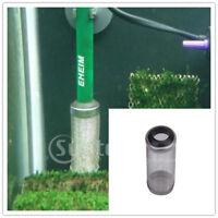 Tube de Filtre Filet à Mailles en Inox Protection Pr Aquarium Crevette -16mm