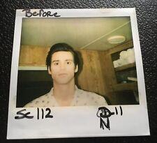 Jim Carrey Ace Ventura Continuity Polaroid Wardrobe Original Photo Pet Petective