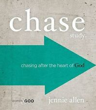 Chase Study.: Chasing After the Heart of God (Paperback or Softback)
