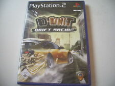 D-unit Drift Racing - Sony PlayStation 2 Ps2 Spiel