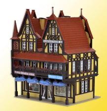 Vollmer 43841 H0 Fotohaus mit Inneneinrichtung und Beleuchtung