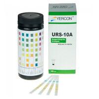 Urinteststreifen - 100 Urinanalysestreifen - Gesundheitstest 10 Indikatoren