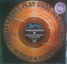 DAVE CLARK FIVE Play Good Old Rock & Roll LP EMI STARLINE 1971